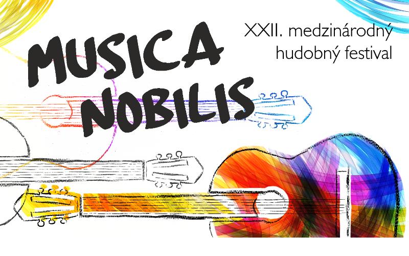 8.10.2017&nbsp;&nbsp;&nbsp;19:00<br>XXII. medzinárodný hudobný festival MUSICA NOBILIS